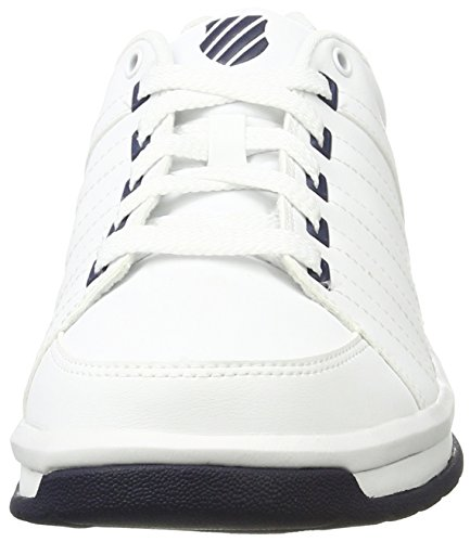 Chaussures swiss K blanc Hommes De Berlo Ii Noir Blanc qHwxtPwOZ