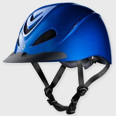 (Troxel Liberty Duratec Helmet, Black, Small)