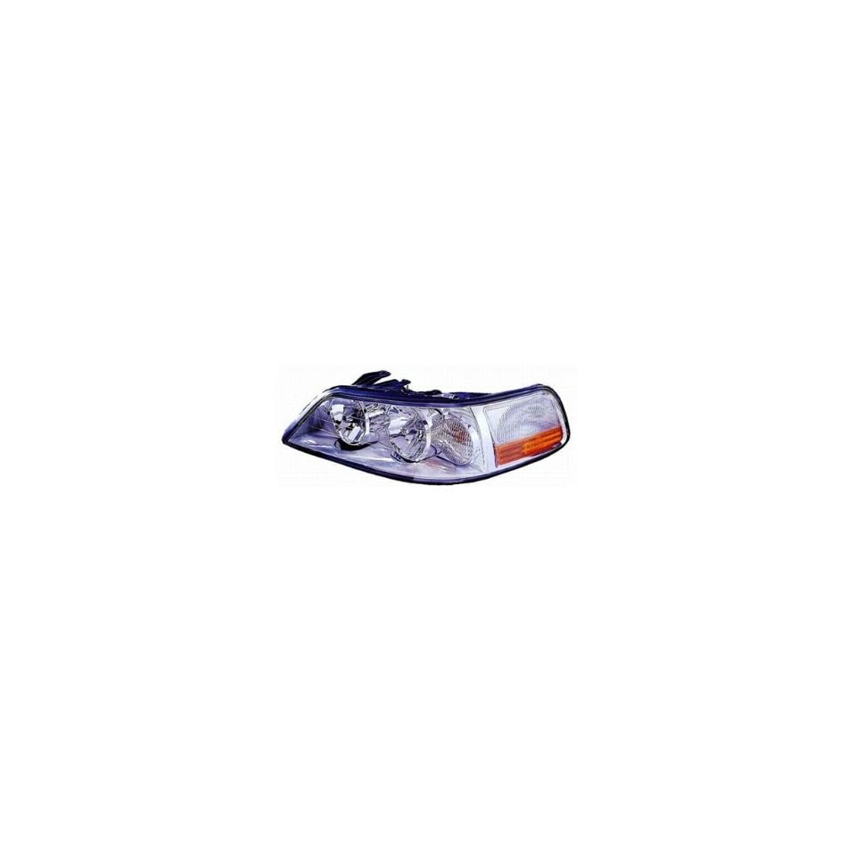 Lincoln Town Car Replacement Headlight Assembly (HID Type)   1 Pair