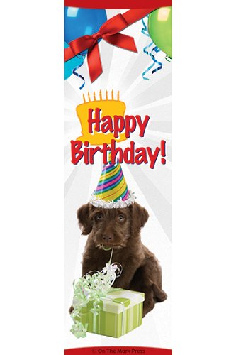 UPC 771018207087, Happy Birthday Bookmarks 36/Pk