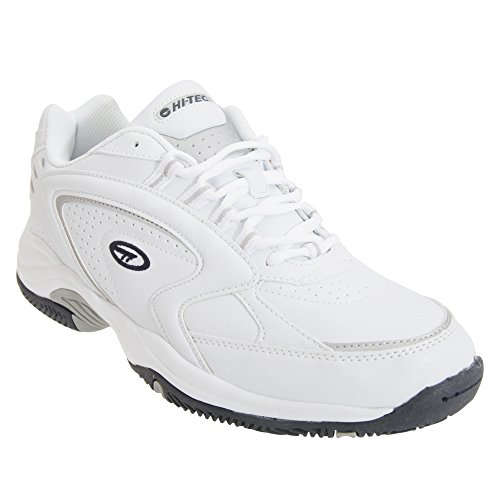 navy Hi Trainers Lace White Blast Lite Up Tec Mens fxUaqrw8f