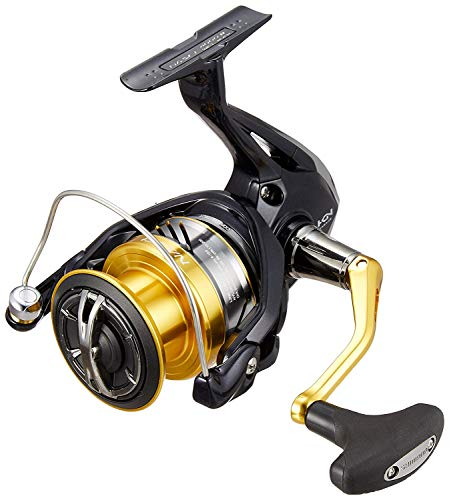 - Shimano Nasci C 5000 XG FB, compact spinning fishing reel, model 2017 NASC5000XGFB
