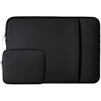Laptop Sleeve Laptop Case Unisex Protective Wear Resistant with Zipper Cover