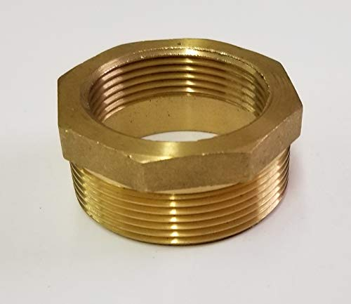 TIB Brass Adapter Reducer Bushing 2