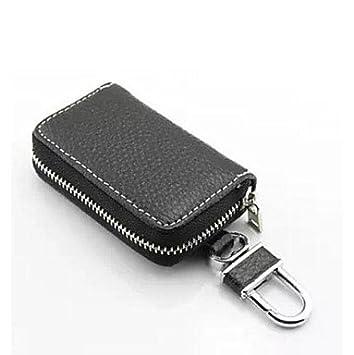 Europeas y americanas modelos caliente Lai Wen carteras hombres carteras bolso de cuero de las mujeres dominante del coche llaves, Rosa: Amazon.es: Oficina ...