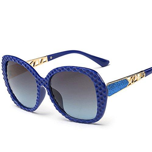 Las NIFG retros forman de m B sol 144 señoras de 51m versátiles de sol las gafas gafas 136 AqrdqUf