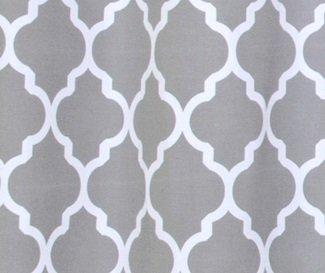 Moroccan Room Darkening Grommet Home Curtains 50