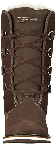Helly Hansen Womens Hedda Cold Weather Boot Coffee Bean / Woodsmoke