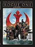 ROGUE ONE a star wars story- Behind the scenes of the movie event 2016 (Red cover or Dark side cover)