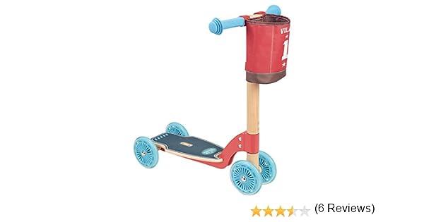 Patinete E510401 Color Madera Egmont Toys