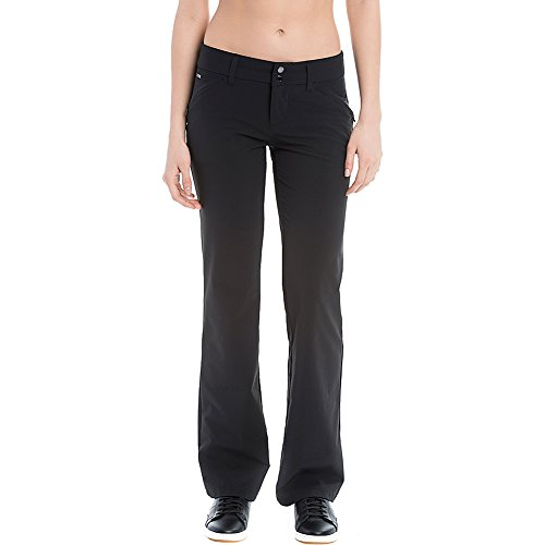 Lole Women's 33-Inch Travel Pant, Black, 10 (Best Travel Pants For Flying)