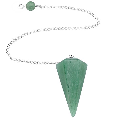 Top Plaza Multifaceted Pendulums Aventurine