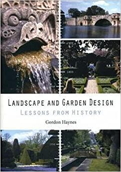 Book Gordon Haynes: Landscape and Garden Design : Lessons from History (Paperback); 2013 Edition