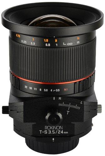 Rokinon TSL24M-N 24mm f/3.5 Tilt Shift Lens for Nikon for sale  Delivered anywhere in USA