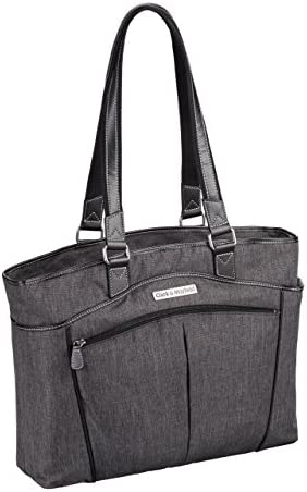 Clark Mayfield Laptop Handbag Black product image