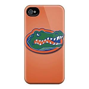 Hot Design Premium BElCn1599dhhUJ Tpu Case Cover Iphone 4/4s Protection Case(florida Gators)