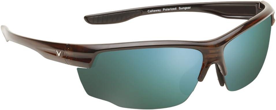 Callaway Sungear Kite Golf Sunglasses - Tortoise Plastic Frame