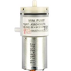 NW 1pcs 5V-6VDC Miniature Vacuum Pump Mi...