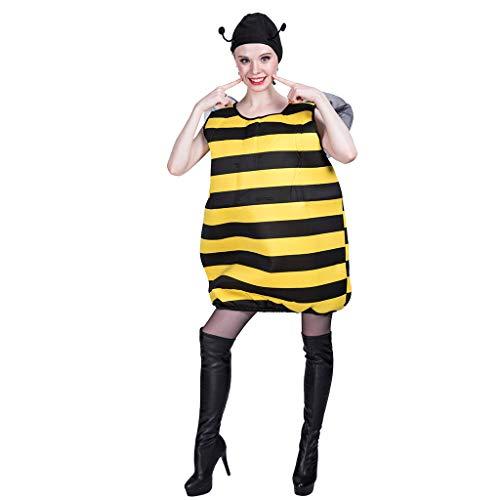 FantastCostumes Bumble Bee Funny Adult Unisex Halloween Costume -