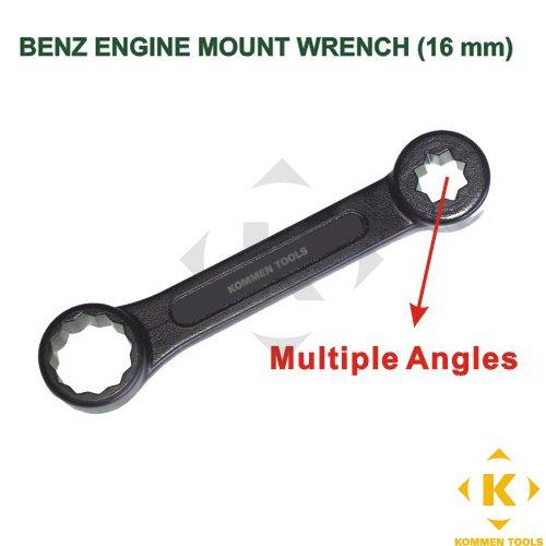 Mercedes Benz Offset 16mm Engine Mount Socket ()