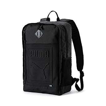 PUMA 07558101 Backpack, Puma Black
