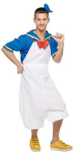 Rubie's Costume Disney's Donald Duck Costume - Teen/Men's Standard Size ()