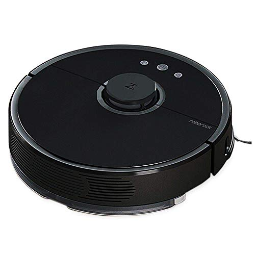 Roborock S55 Robotic Vacuum and Mop Cleaner, 2000Pa Super Power Suction & Wi-Fi Connectivity and Smart Navigating Robot Vacuum with 5200mAh Battery Capacity for Pet Hair, Carpet & Hard Floor
