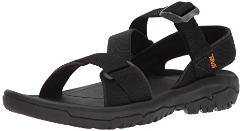 (Teva Men's M Hurricane XLT2 Cross Strap Sport Sandal, Black, 11 M US)