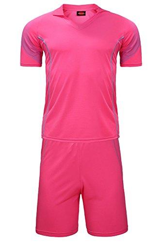 肉腫ラッドヤードキップリング同僚ZEVONDA メンズ 男性 半袖 tシャツ ショットパンツ ランニング 運動服 アスレチック ジム バドミントン ピンポン 卓球