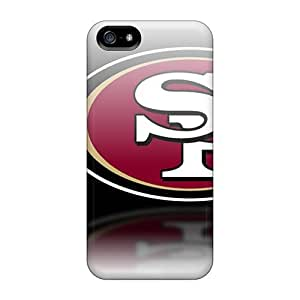 Tough Iphone EnU3008srKa Case Cover/ Case For Iphone 5/5s(san Francisco 49ers) by lolosakes