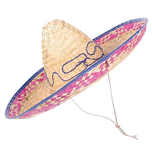 Sombrero Party Hat Colors May Vary]()