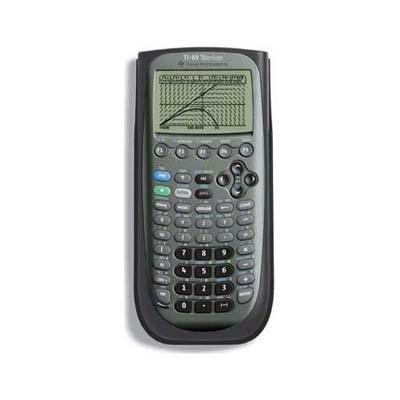 Texas Instruments 89TVSC/CBX/1L1/A TI89TITANIUM Viewscreen Calculator by Texas Instruments