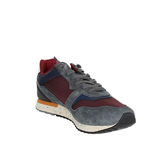 T7397 Gris Man Lotto Sneakers Leggenda anthracite zx8w5HOq