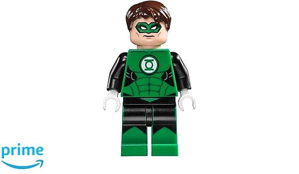 LEGO® DC Comics Super Heroes Minifigure - Green Lantern: Amazon.es ...