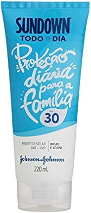 Protetor Solar Todo Dia Sundown FPS 30, 220ml