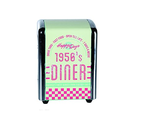 diner napkin dispenser - 7