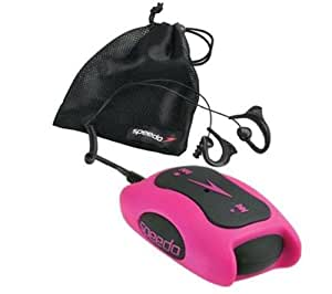 Reproductor MP3 Speedo Aquabeat 1 Gb rosa