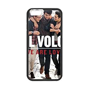 Il Volo Il Volo Iphone 6 Plus 5.5 Inch Cell Phone Case Black 218y-011902