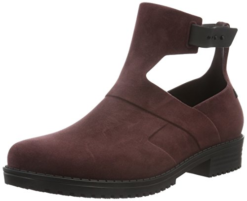 clearance 2014 get to buy cheap price Melissa Antares II AD Women's Short Leg Boots Rot (Red/Black 50734) shop offer online qDmpvb