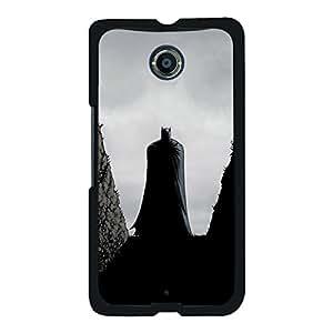 Google Nexus 6 Back Hard Case Batman Cover Case Popular Design Batman Phone Case