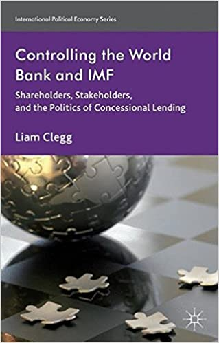 Controlling the World Bank and IMF: Shareholders,