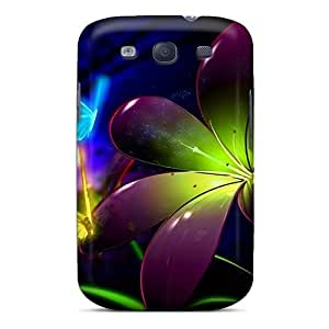 New Style Saraumes Efflorescence Premium Tpu Cover Case For Galaxy S3
