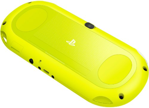 PlayStation Vita Wi-Fi Lime Green/White PCH-2000ZA13(Japan Import)