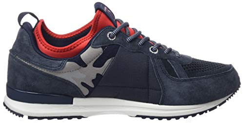 Pepe nave Sneaker Tinker 73 Pro Jeans 595 Blu Uomo 0qr7A0