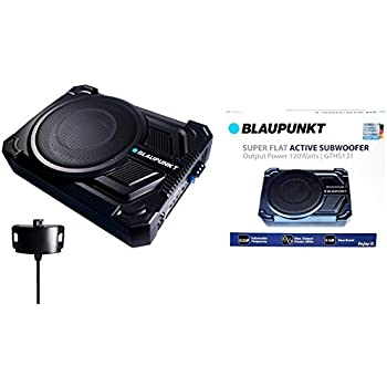 Amazon.com: Blaupunkt Blue Magic XLf 200 A 300-Watt 8-Inch