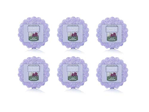Tulip Candle Wax - Yankee Candles Lilac Blossoms Tarts Wax Melts Set of 6