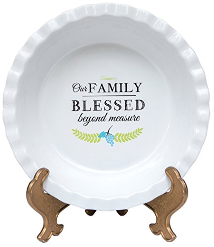 Family Deep Dish Pie Plate