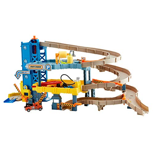 Matchbox Mission 4-Level Garage Playset [Amazon ()