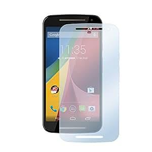 deinPhone Motorola Moto G2 5 x protector de pantalla transparente