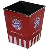 FC Bayern München Papierkorb Logo eckig